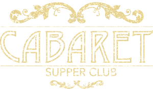 Cabaret Supper Club, Belfast Sticky Logo Retina